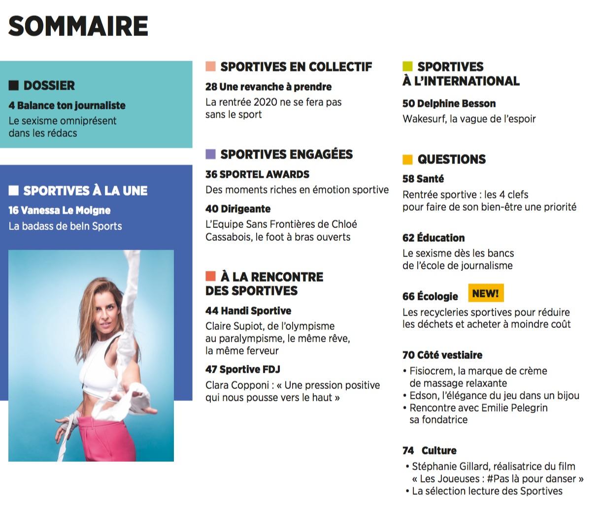 SOMMAIRE LSM16